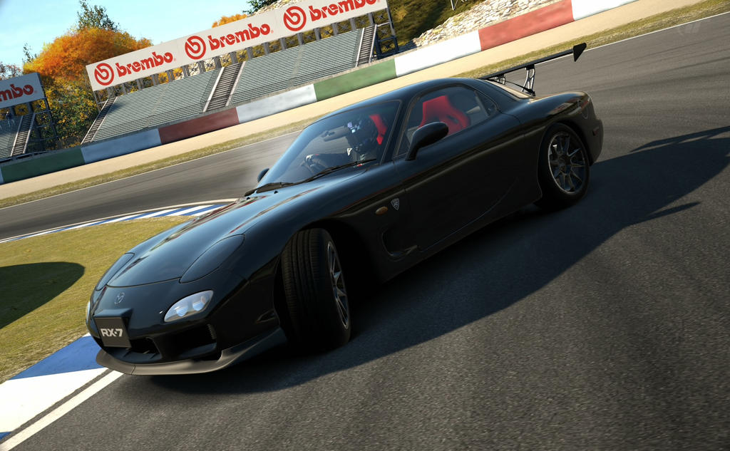 Mazda RX7 FD Spirit R Drift by NightmareRacer85