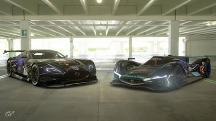 Mazda  future Racing by NightmareRacer85