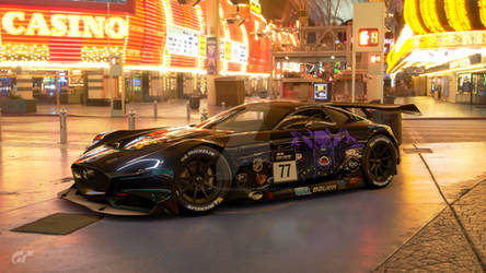 Mazda RX Vision GT3 by NightmareRacer85