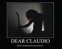 Dear Claudio... by bijaihd