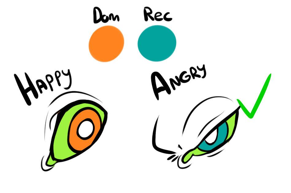 Correct Eye Colour 2016 by MrGremble