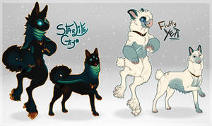 (NEW OWNERS ONLY) Snow Grem Auction 1(CLOSED) by MrGremble