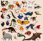 Palleth Animal Art Dump