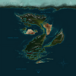 Official Palleth Map (Info is a WIP)