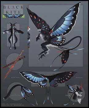 Black Kite (FFA Manta Auction: CLOSED)