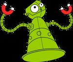 PBS Kids Digital Art - Dash as a Robot (1999)