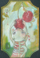Cherries by miorats