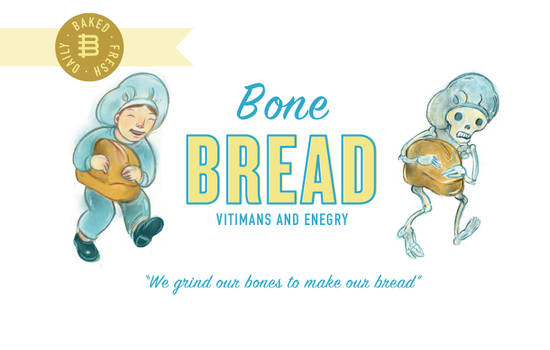 Bone Bread