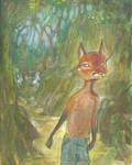 shifty fox