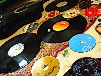 Vinyl-Land VIII by Imane-ELK