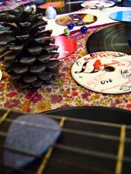 Vinyl-Land VII by Imane-ELK