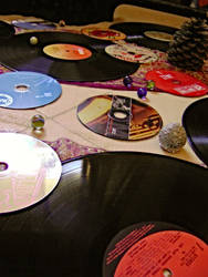 Vinyl-Land IV by Imane-ELK