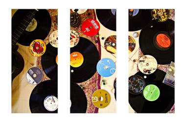 Vinyl-Land III by Imane-ELK