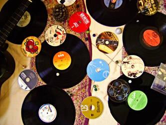 Vinyl-Land II by Imane-ELK