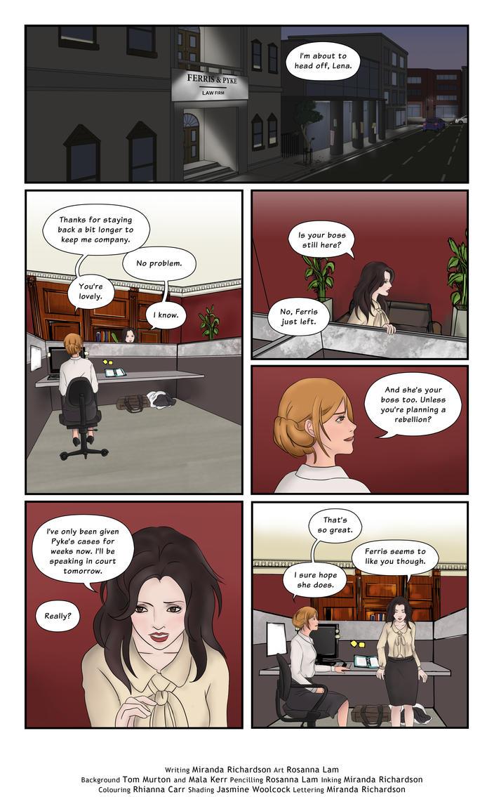 Hail Comic Page 11 by HailComic