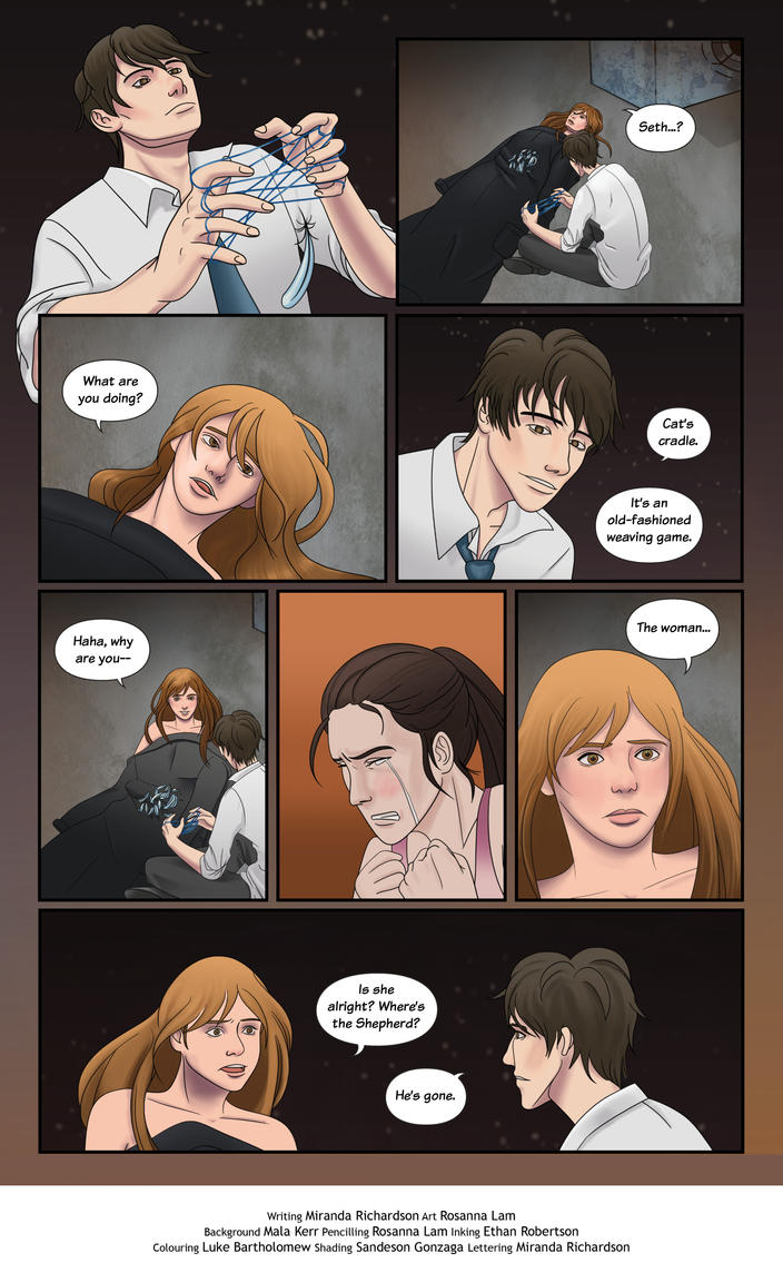Hail Issue 4 Page 10 by HailComic