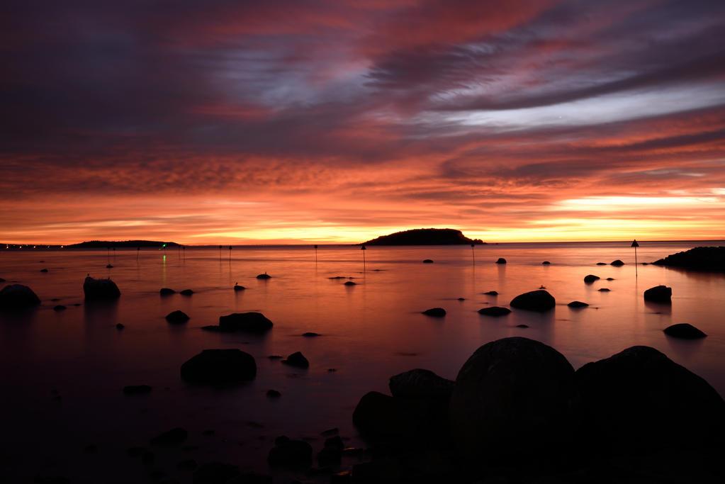 Just a sunrise by RusticAutumn