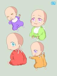 Hetalia Baby Base