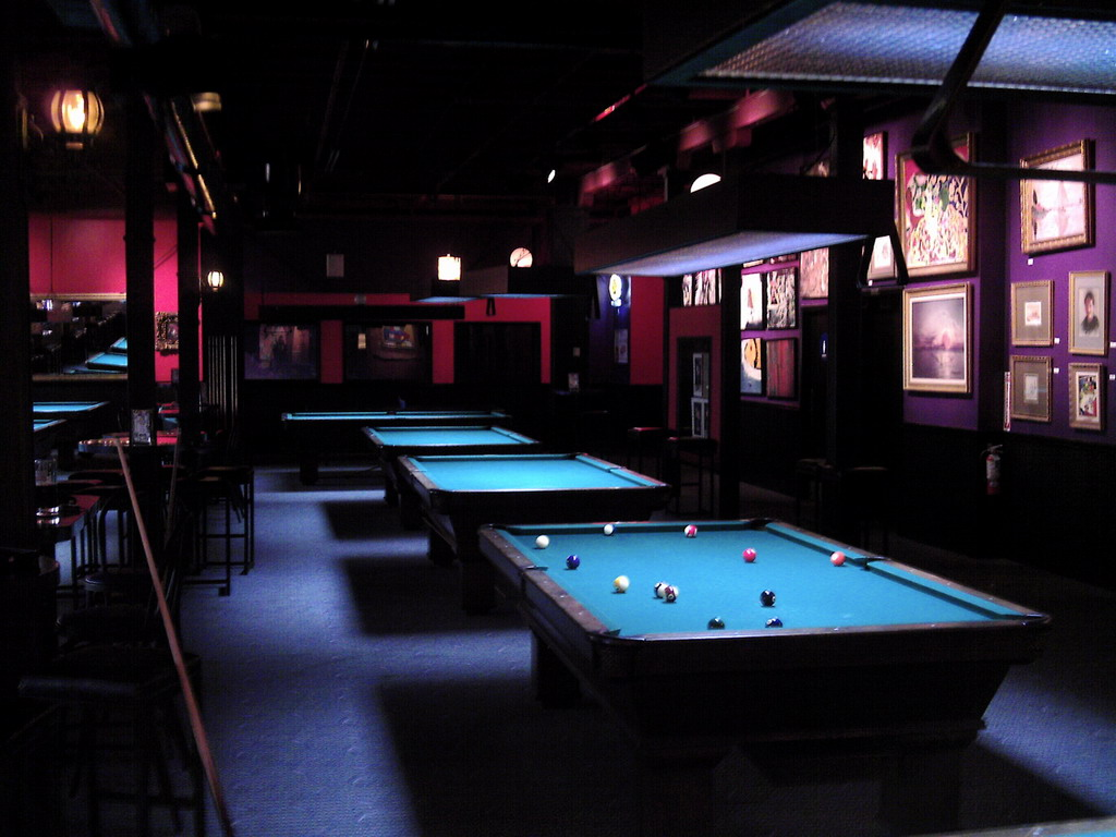 Pool Tables By Aryanwicked On DeviantArt - Pool table hall near me
