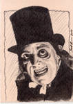London After Midnight_ACEO