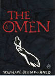 Sketch Card-The Omen Poster