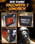 RZ Halloween 2 Lunch Box