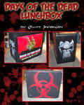 Days of The Dead Lunch Box