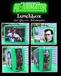 Re-Animator Lunch Box
