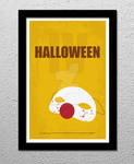 Halloween 4 Alternate Poster
