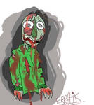 Zombie baldi