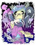 Adventure Time Season 6 Episode 1 SPOILER Fan Art