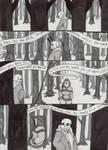 Into the Underground- Snowdin