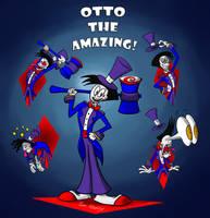 Otto the Amazing! by Animation-Asylum
