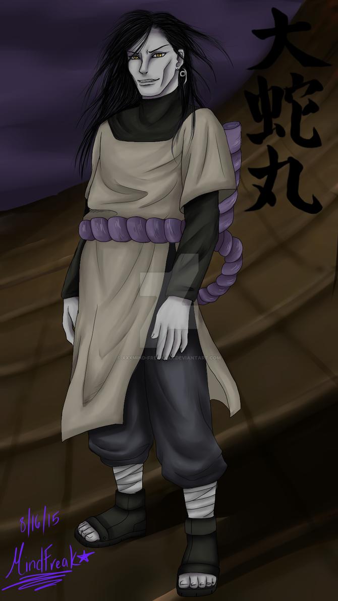 Orochimaru-sama by xxxMind-Freakxxx