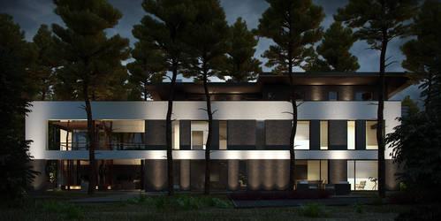 Casa Campinos by swrsc