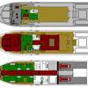 The Dauntless - floorplan by reformedoverlord