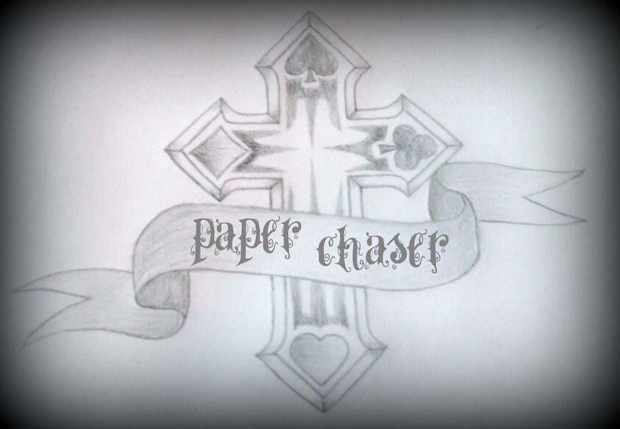 paper chaser by xxxmichaelxbarkerxxx on deviantart