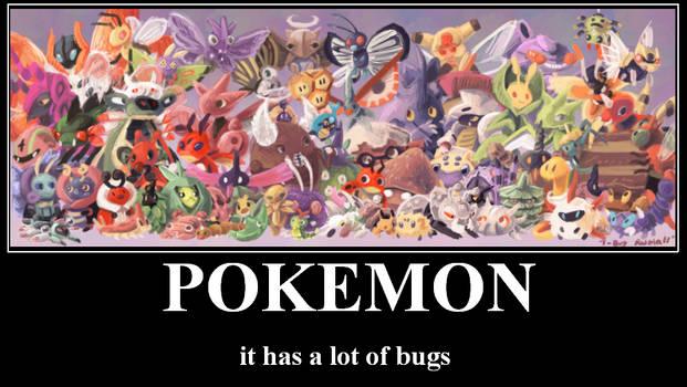 Pokemon desmotivacional