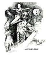 This Mind... by mavinga