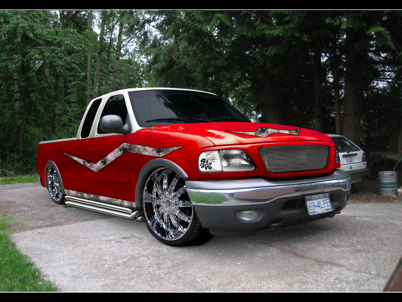 Pimped Out F150 For Ntt6 By Krazykohla On Deviantart