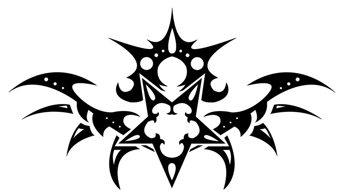 Tribal tattoo design by anonyminty on deviantart for Tribal tattoo shops near me