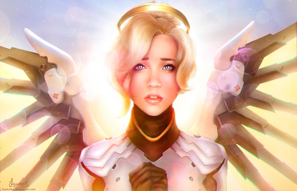 Mercy by Ksulolka