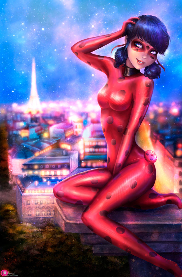 Lady Bug (Miraculous) by Ksulolka