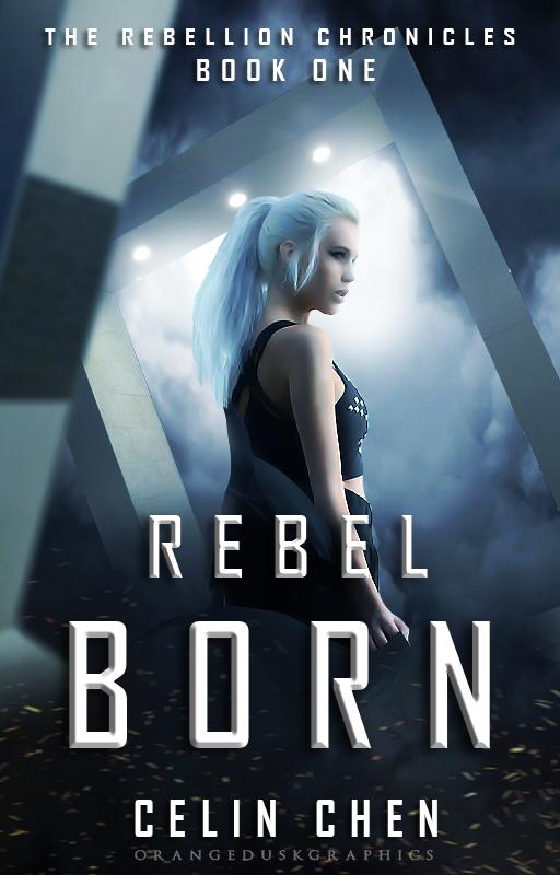 Rebel Born by JennaSinclair