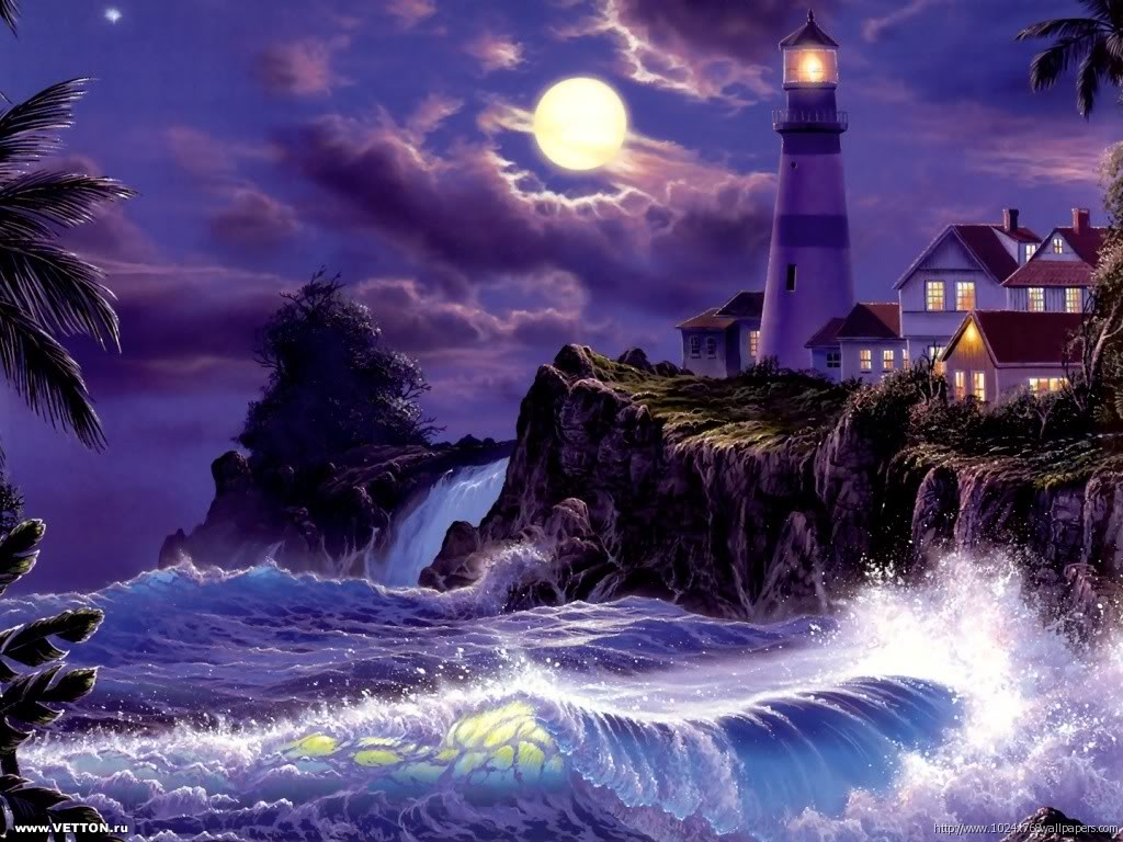 Lighthouse By Lavenderangel1 On DeviantArt