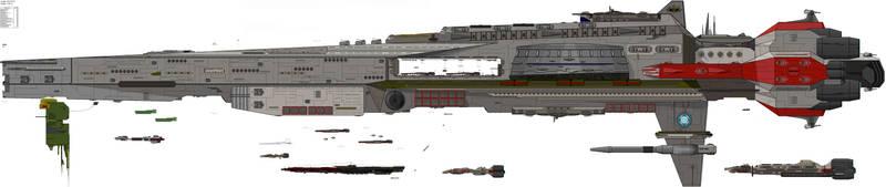 Really Really Big SpaceShip