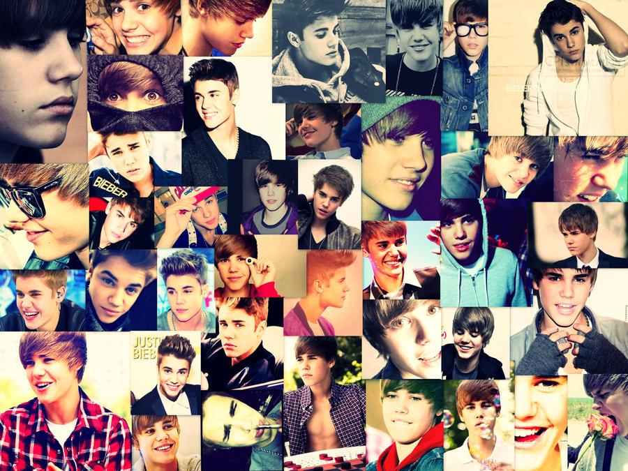 Justin Bieber Tumblr Collage 2017