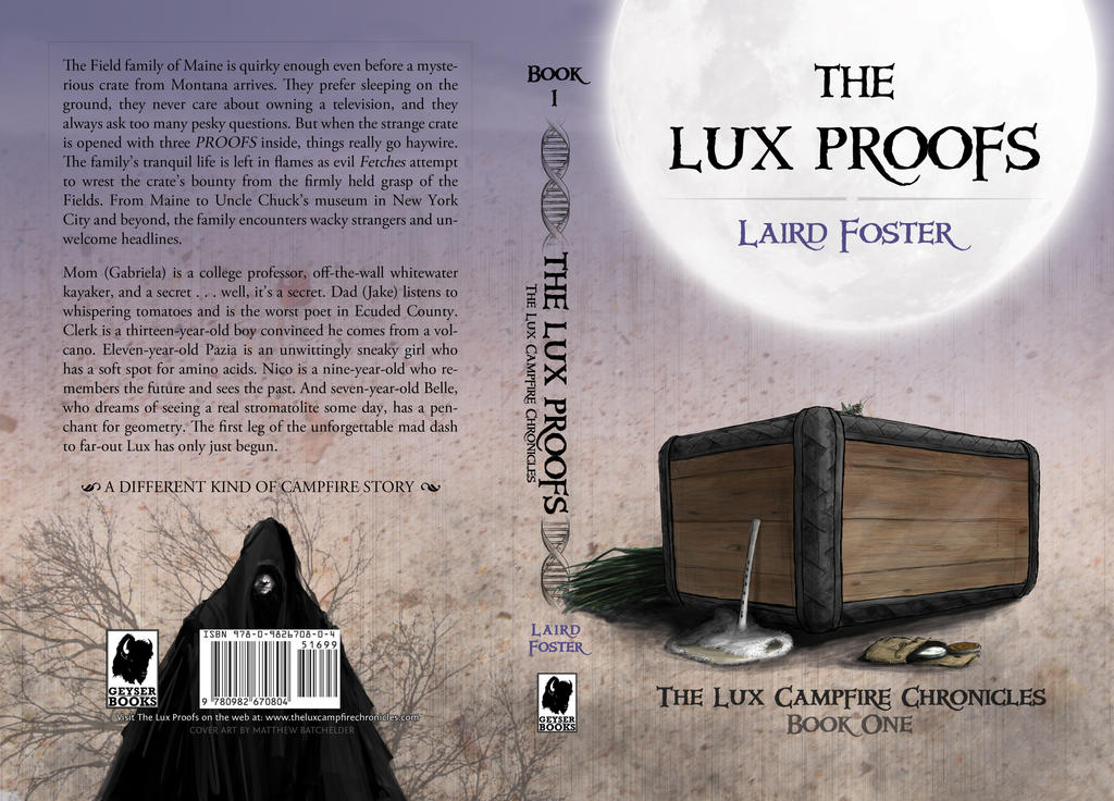 The Lux Proofs - Book Cover