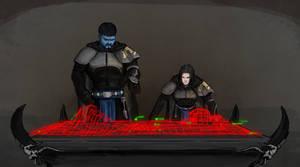 CON Wuntila and PCON Marick, Dark Jedi Brotherhood