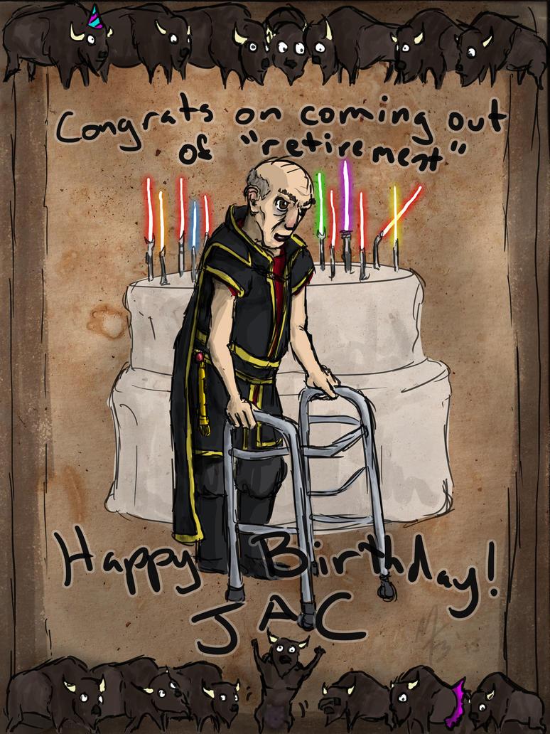 Happy Birthday, Jac by borkweb